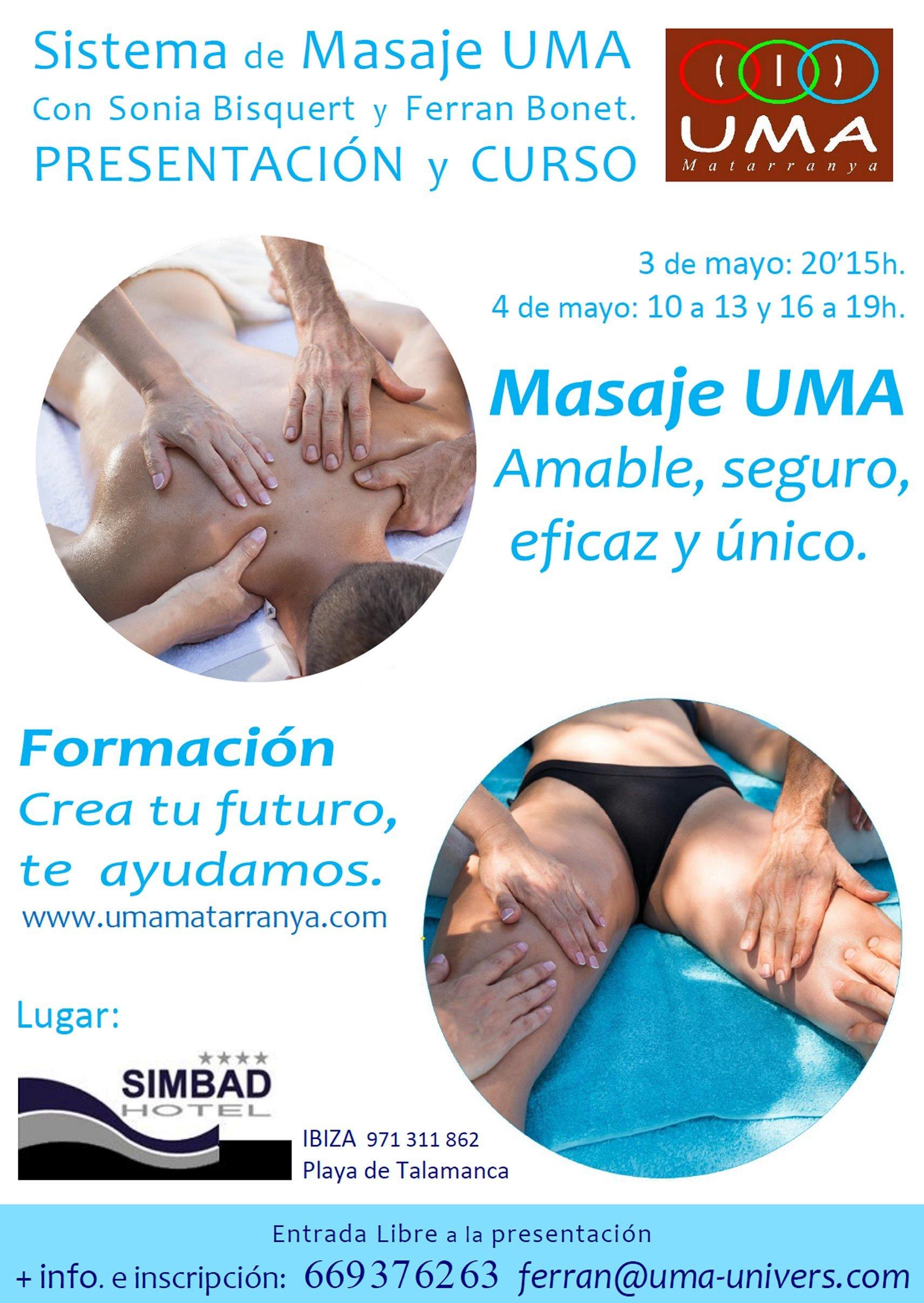 Presentación Sistema UMA en Ibiza