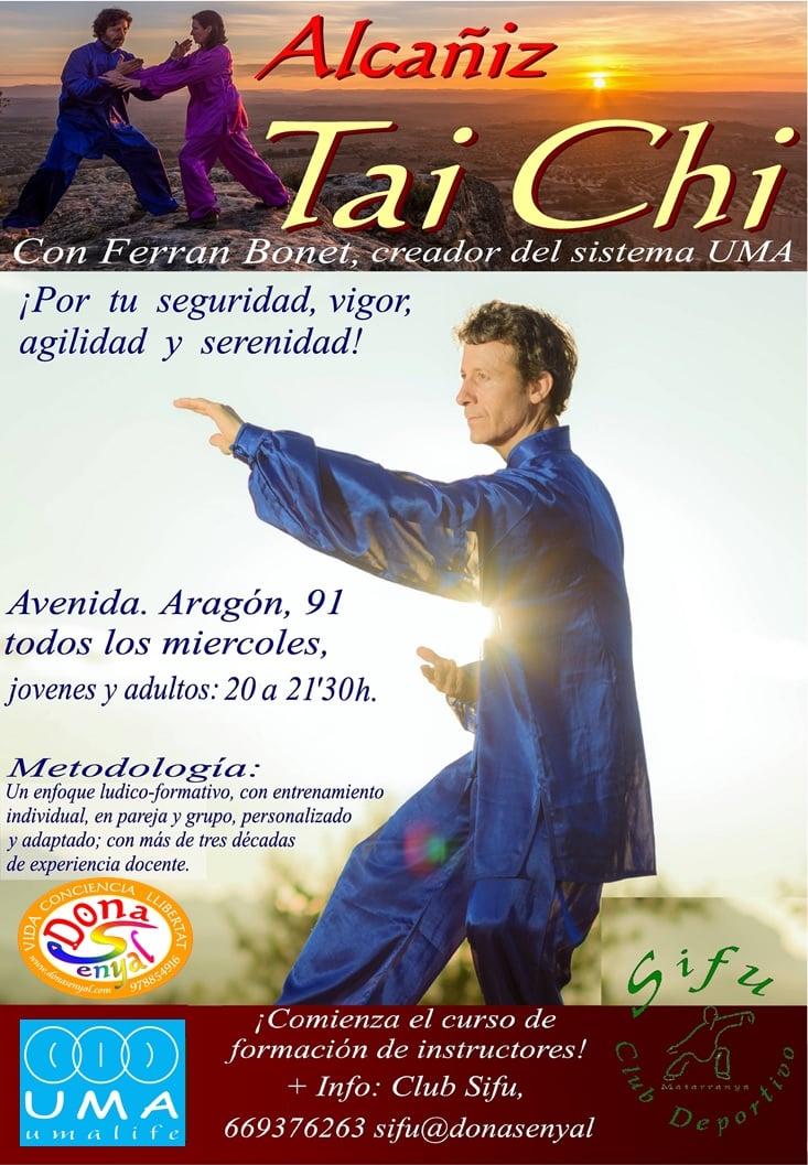 Tai Chi en Alcañiz