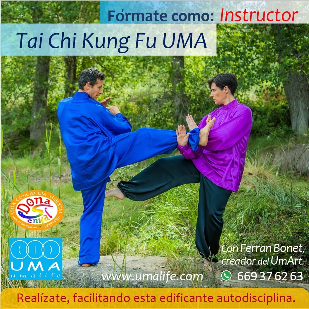 Formación Instructor Tai Chi Kung Fu UMA