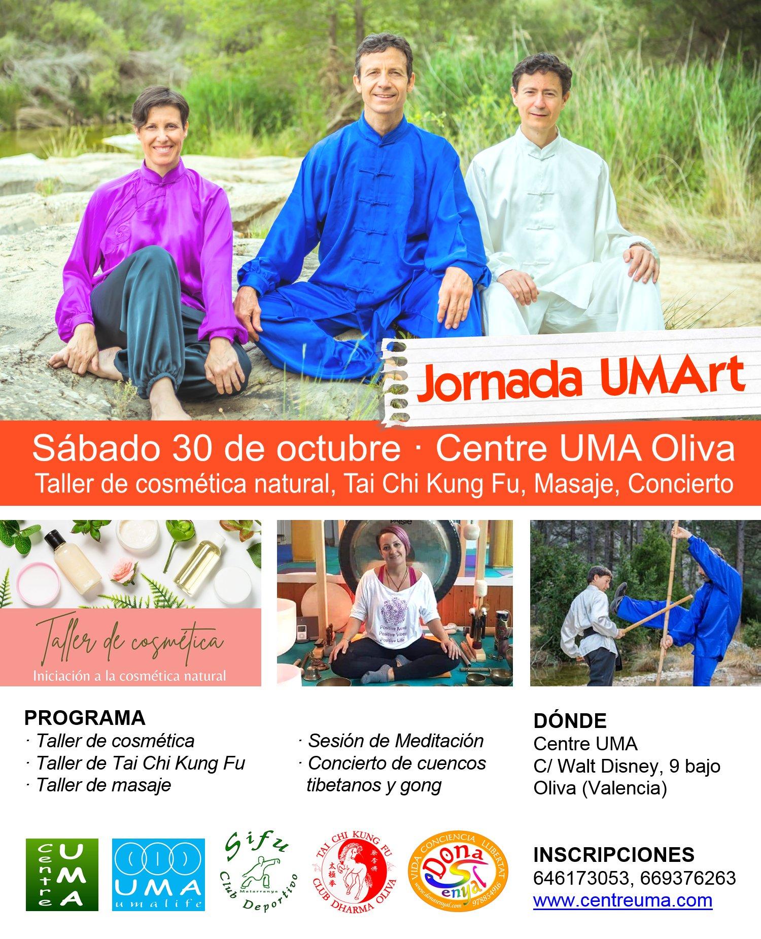 Jornada Umart en Oliva